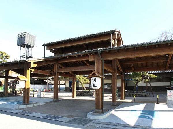 サービスエリア・パーキングエリアがすごい!温泉、遊園地、水族館、パラグライダーまで