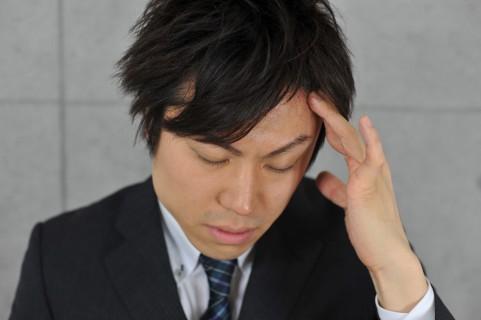 その押さえたら良くなる頭痛や吐き気は慢性腎臓病かも