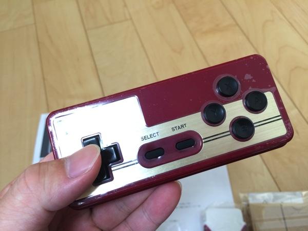 iPhone、iPadのゲームで大活躍できそうなファミコンっぽい無線コントローラー FC30の使い方