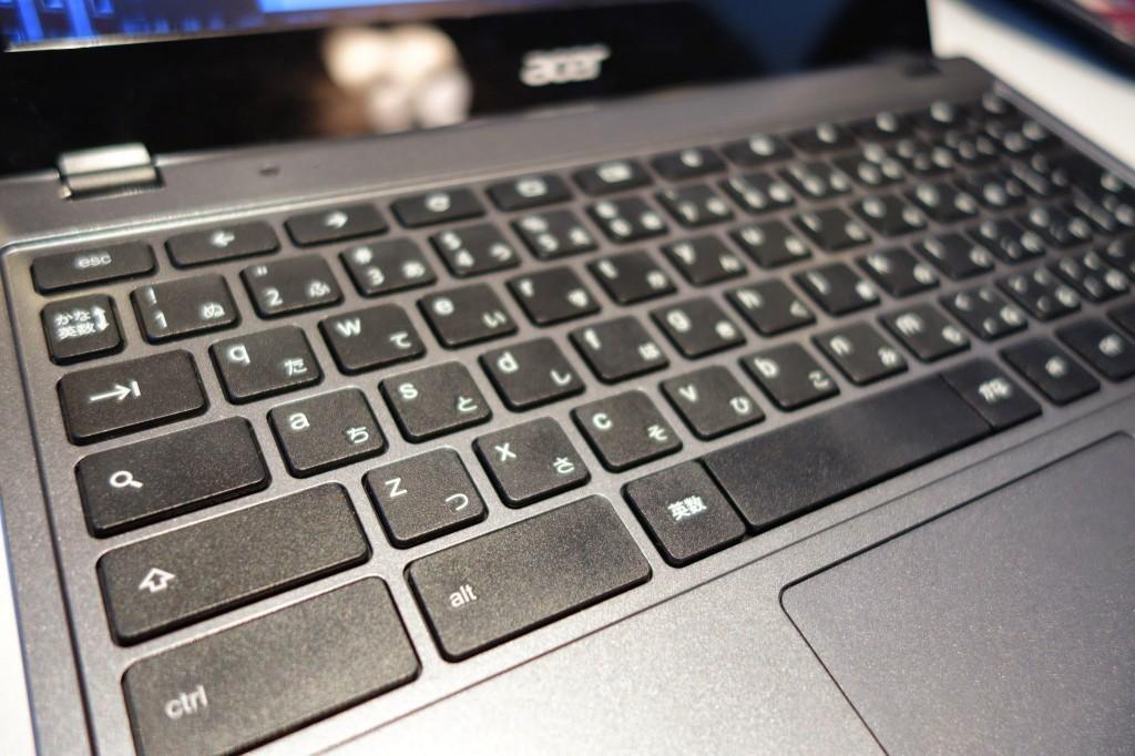 Macユーザーに朗報!Chromebookのキーボードでctrlとaltを入れ替えるとMac風になるぞ