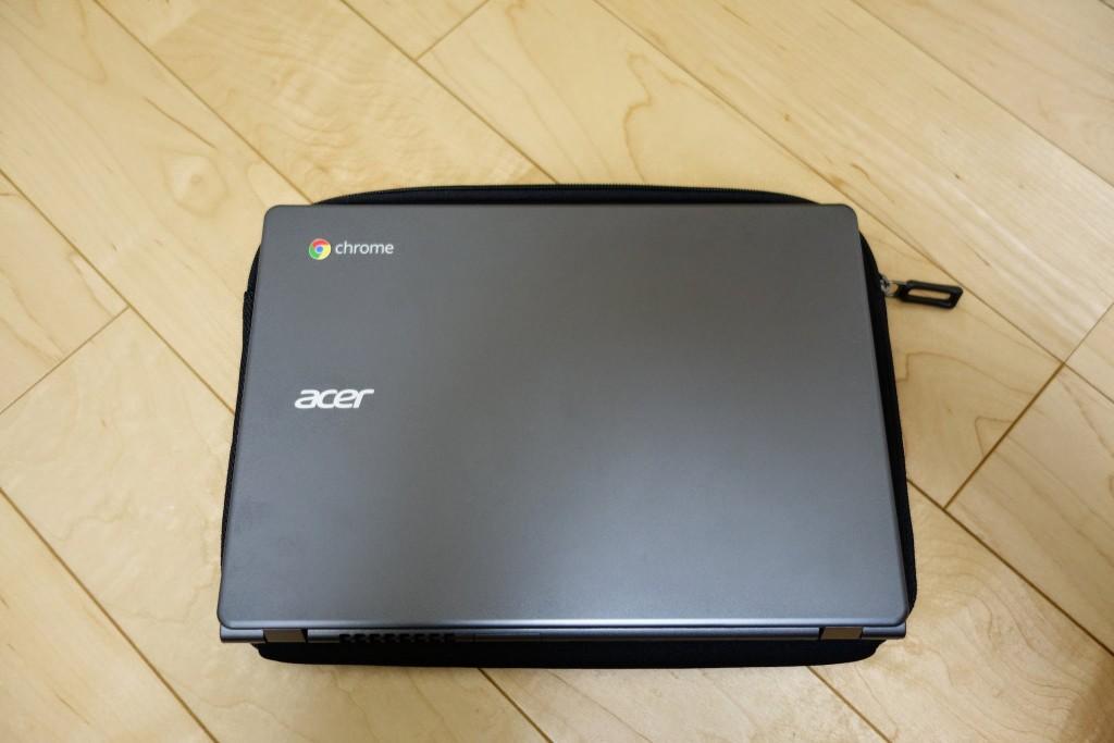 激安なのにMacBook Air11インチにピッタリのスリーブケースを買ったのでレビュー