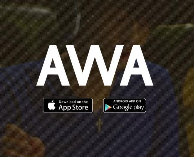音楽定額の新サービスAWA(アワ)を使ってみたのでレビュー