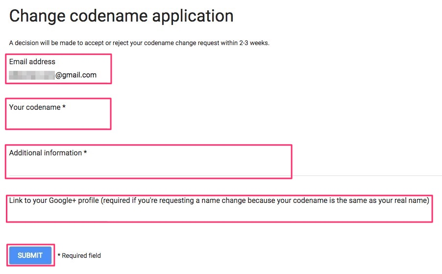 Ingress(イングレス)を本名で登録してしまった人に朗報!IDは変更できるぞ