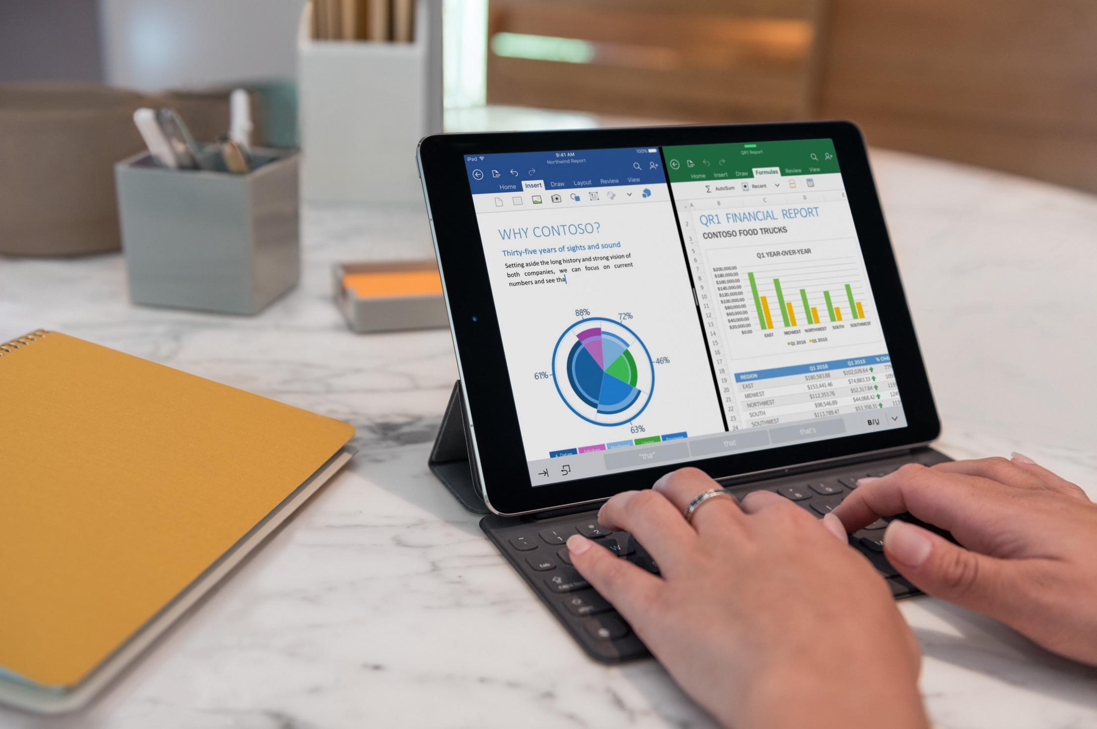iPad Pro 9.7インチモデル