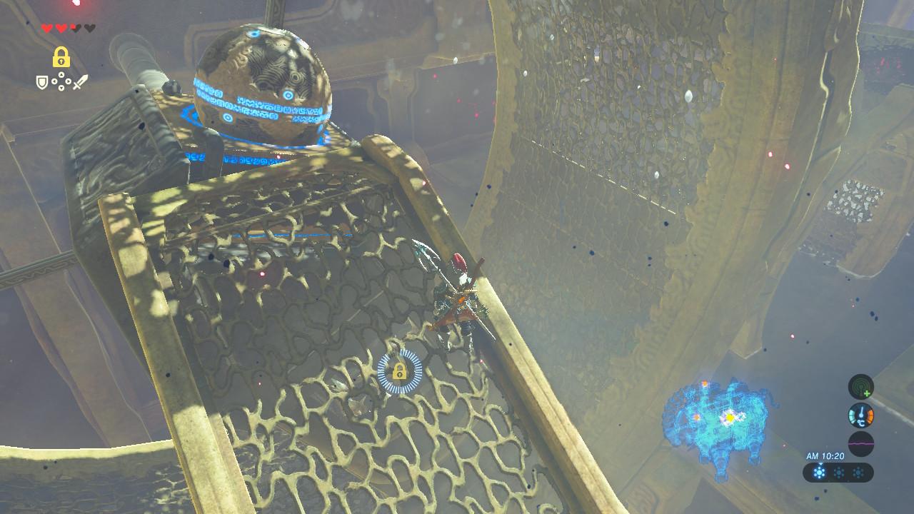 水の神殿ヴァ・ルッタ/水のカースガノン 攻略方法