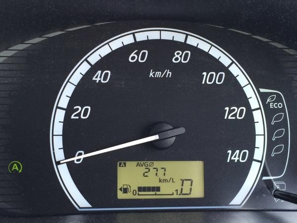 日産DAYZ(デイズ)の燃費がスゴイ!燃費が良いとガソリン代が気にならない
