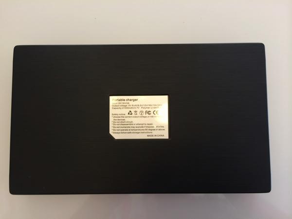MacBook Air11に外付けバッテリーとmagsafe用の変換アダプターを購入