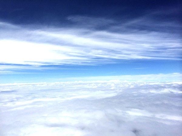 神戸空港から格安航空会社のSolaseed Air(ソラシドエアー)で沖縄へ行ってきました