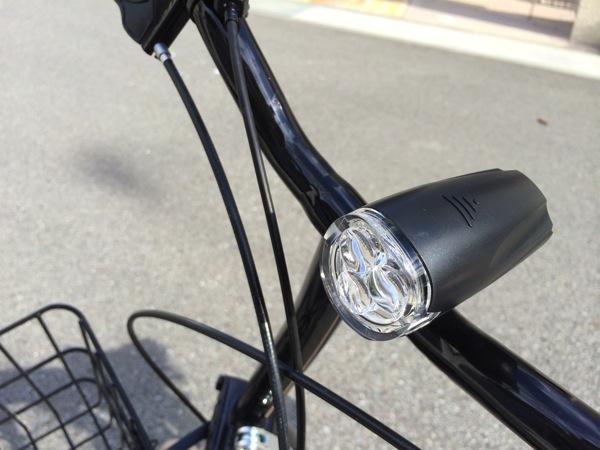 6段変速の20インチ折りたたみ自転車 FS206LL-37 買っちゃった