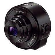ソニーのレンズスタイルカメラDSC-QX10を買ってみたのでレビューする