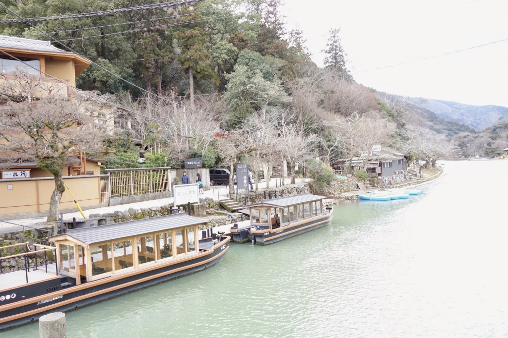 京都嵐山 観光日帰り旅行 渡月橋と竹林と超おすすめのモンキーパーク編