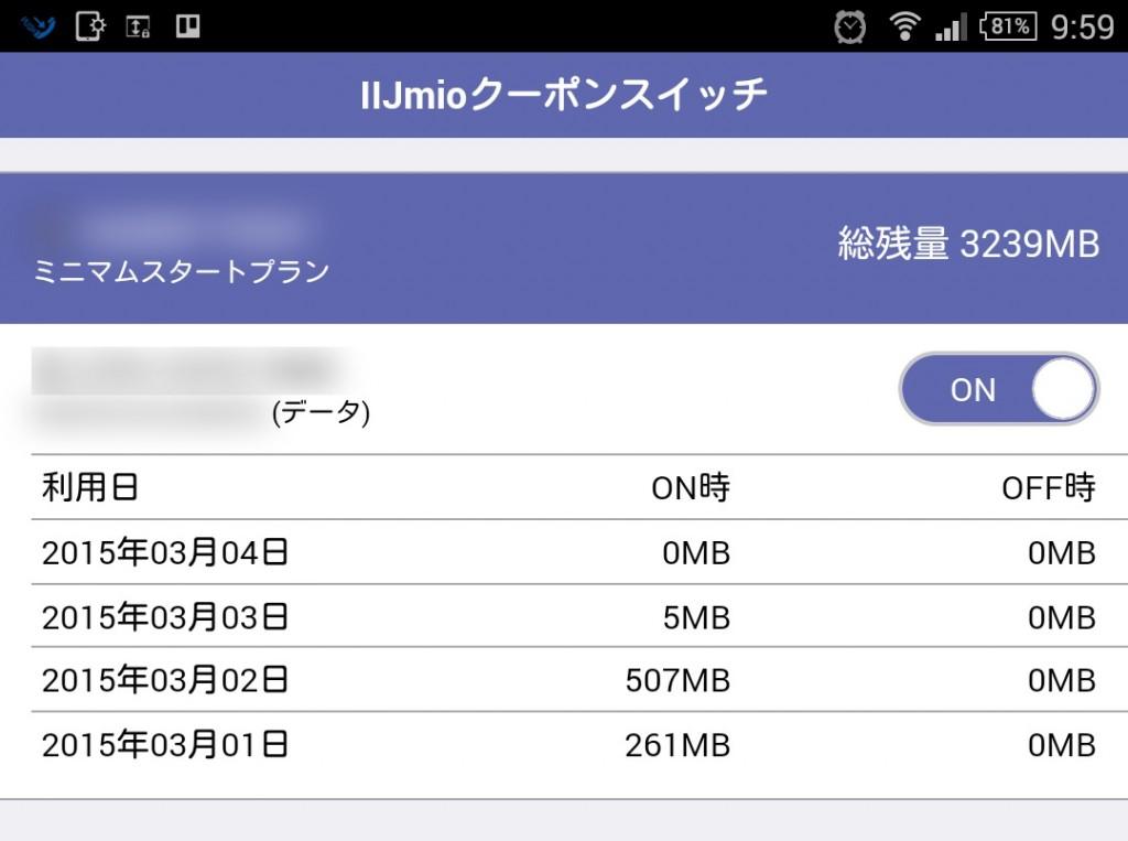 テザリングユーザーに朗報!格安SIMなら評判のいいIIJmioで決まり!なんと4月から月900円で3GB使えるぞ