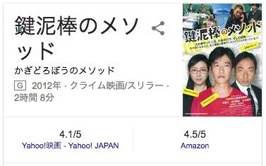 堺雅人&香川照之が好きなら「鍵泥棒のメソッド」は絶対見るべき