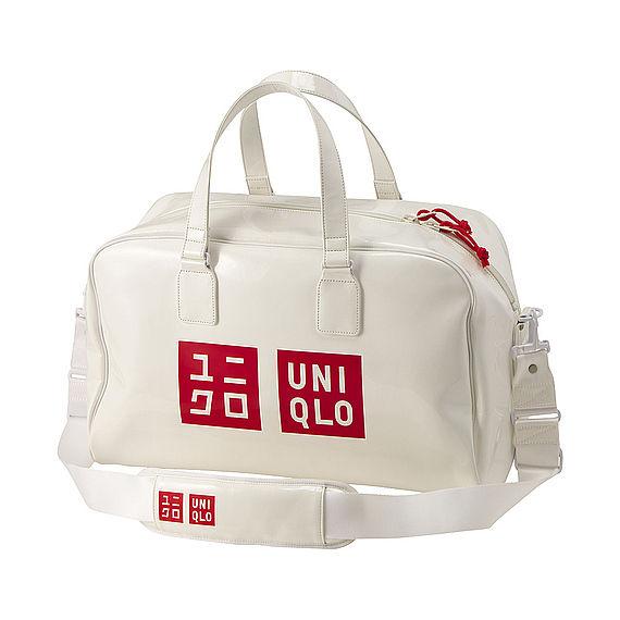 キターーー!!!絶対欲しくないユニクロのボストンバッグ