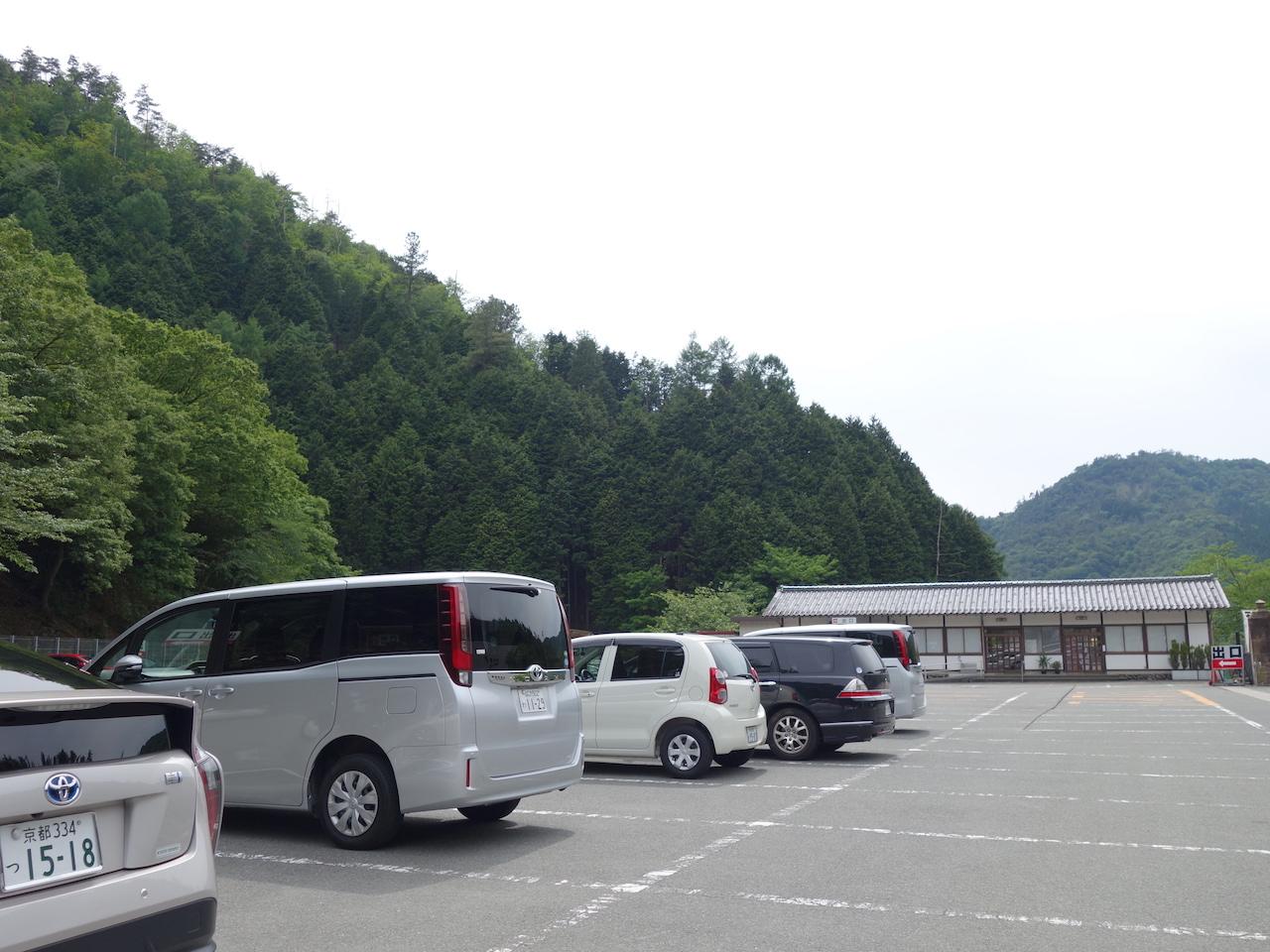 旅立った!生野銀山に行ってきた!312号線からけっこう時間かかった