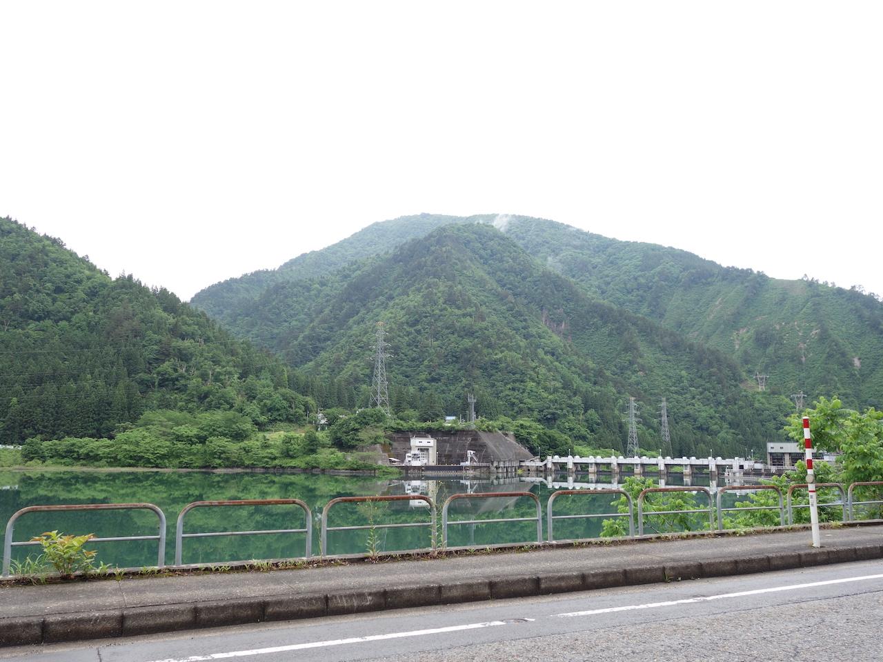 庄川最高!富山と岐阜を行ったり来たり!そして白川郷は非常に残念だった・・・