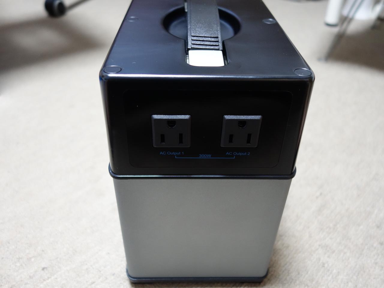 suaokiのポータブル電源が最強だった!冷蔵庫も使えるぞ!