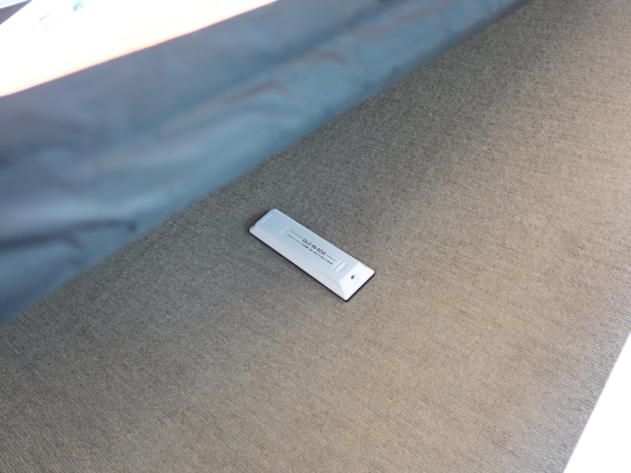 結局、車中泊での段差解消には10cmのエアーマットが必要だった!快適な睡眠を手に入れたぞ