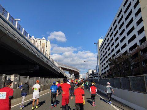 初心者ランナーがトレーニング不足で神戸マラソンに挑んだ!結果は?