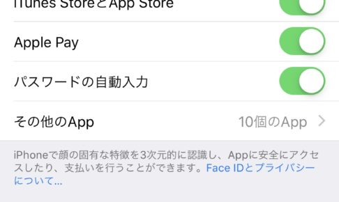 iPhoneでFaceIDに2つ目の顔を登録したらめちゃくちゃ便利になるから全員やったほうがいいよ!