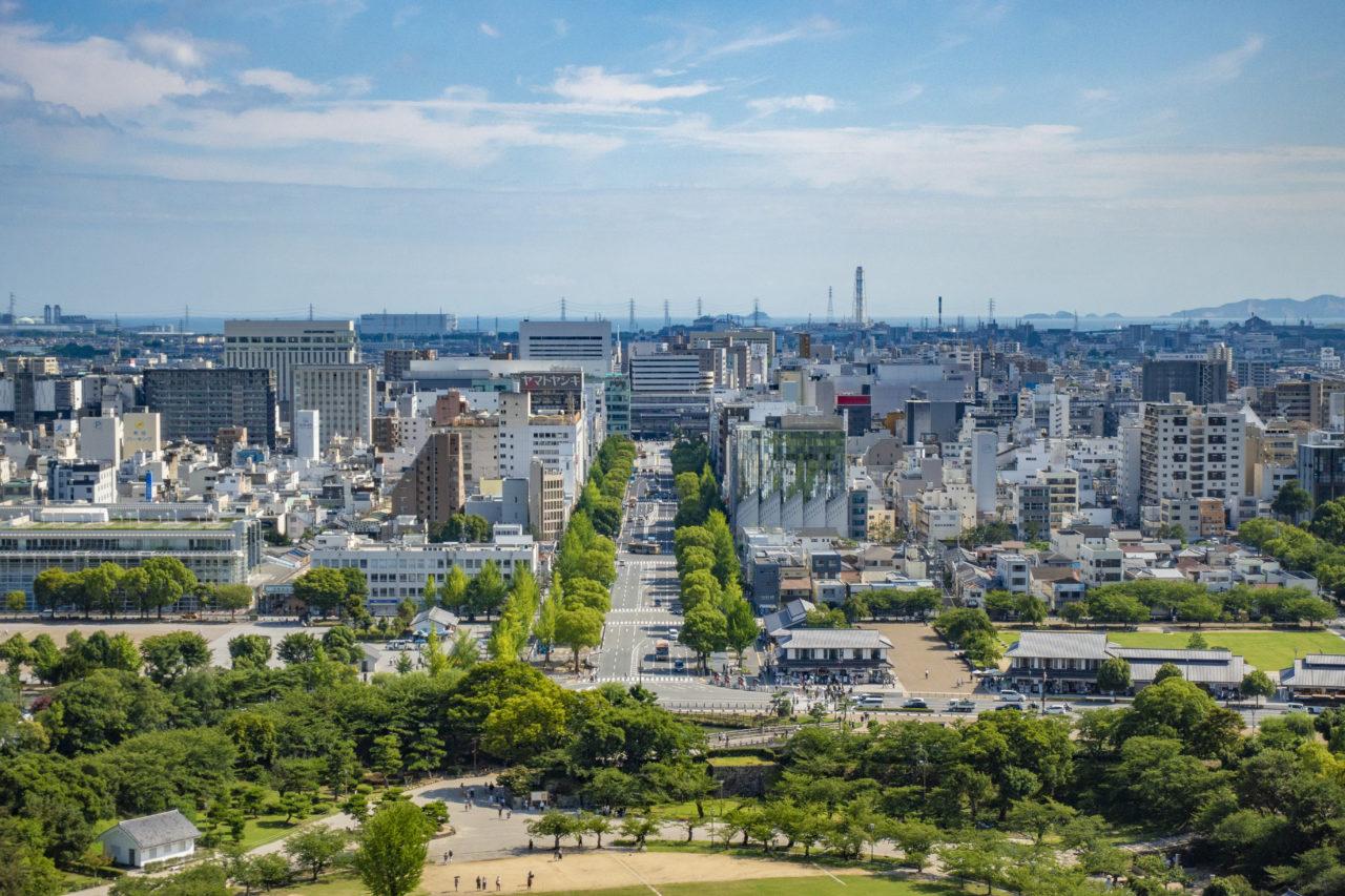兵庫県姫路市とはどんな街